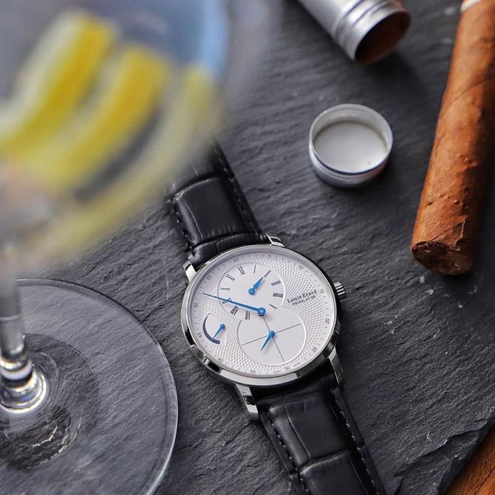 Часы Louis Erard Excellence Regulator 54230 AA01.BDC29