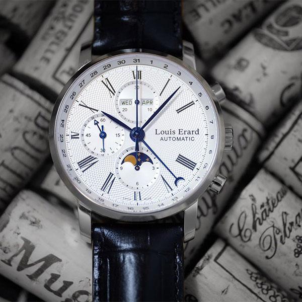 Часы Louis Erard Excellence 80231 AA01.BDC51
