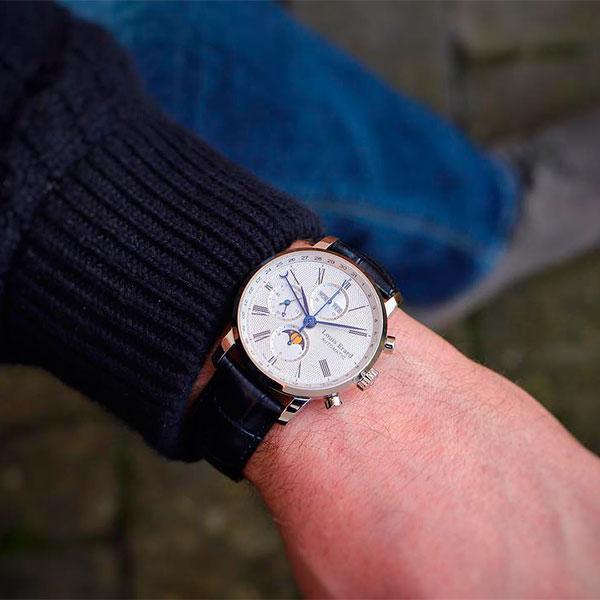Часы Louis Erard Excellence 80231 AA01.BDC51, фото