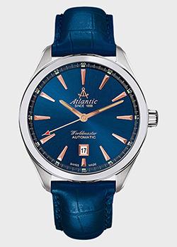Часы Atlantic Worldmaster Classic 53750.41.51R, фото