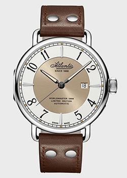 Часы Atlantic Worldmaster 1888 57750.41.25B, фото