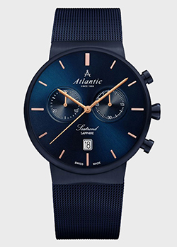 Часы Atlantic Seatrend 65457.43.51R, фото
