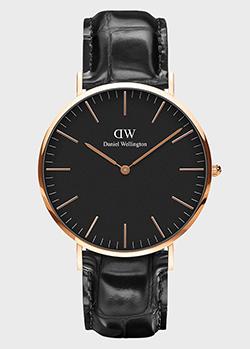 Часы Daniel Wellington Classic Black Reading DW00100129, фото