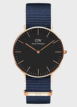 Часы Daniel Wellington Classic Black Bayswater DW00100281, фото