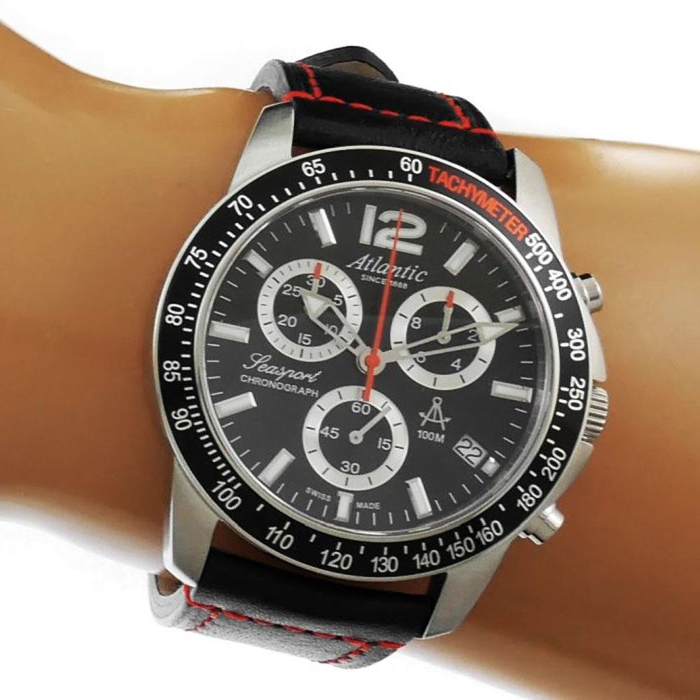 Часы Atlantic Seasport 87463.41.61