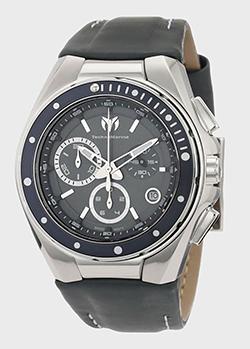 Часы TechnoMarine Cruise Steel 110008l со сменным силиконовым ремешком, фото