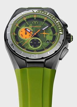 Часы TechnoMarine Cruise Steel Samouflag 1110070 со сменным черным ремешком, фото
