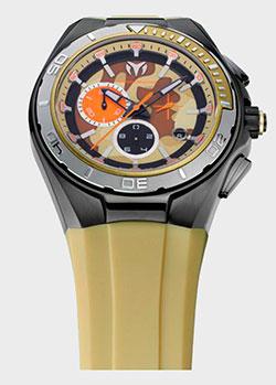 Часы TechnoMarine Cruise Steel Samouflag 110072 со сменным ремешком, фото