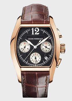 Часы Girard-Perregaux Richeville Chrono 27650.52.681.BAEA, фото