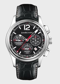 Часы JeanRichard Bressel 1665 Chrono 65112-11-61A-AA6D, фото