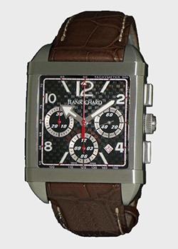 Часы JeanRichard Paramount Chrono Agusta 65118-11-S88-AAED, фото