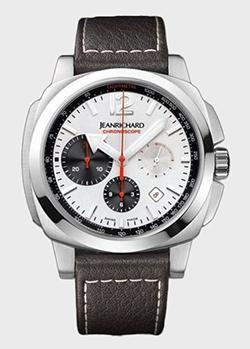 Часы JeanRichard Chronoscope 65120-11-11B-AEBD, фото