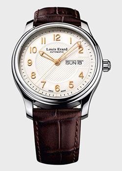 Часы Louis Erard Heritage Day Date 72268 AA01.BDC21, фото