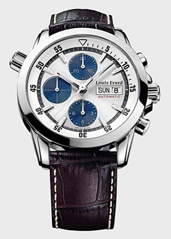 Часы Louis Erard Sportive Chrono 78410 AA11.BDC15, фото