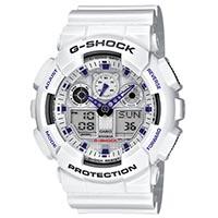 Часы Casio G-shock GA-100A-7AER, фото
