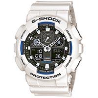 Часы Casio G-shock ga-100b-7aer, фото