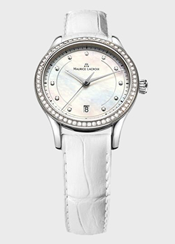 Часы Maurice Lacroix Ladies date LC1026-SD501-170, фото