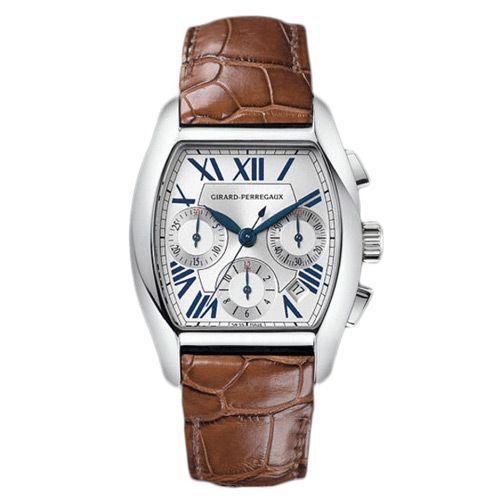 Часы Girard-Perregaux Richeville Chrono 27650.11.141.BACD, фото