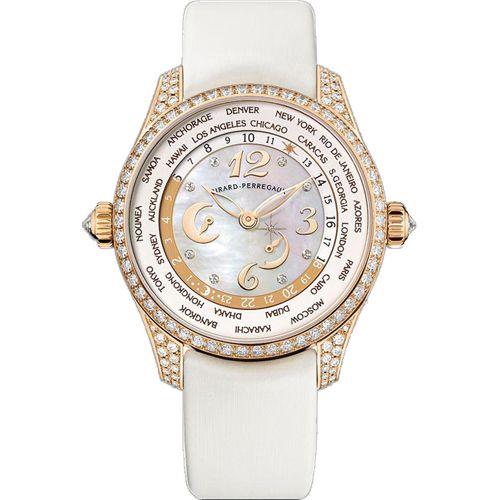 Часы Girard-Perregaux WWTC Lady 49860.D52A.761.KK7A, фото