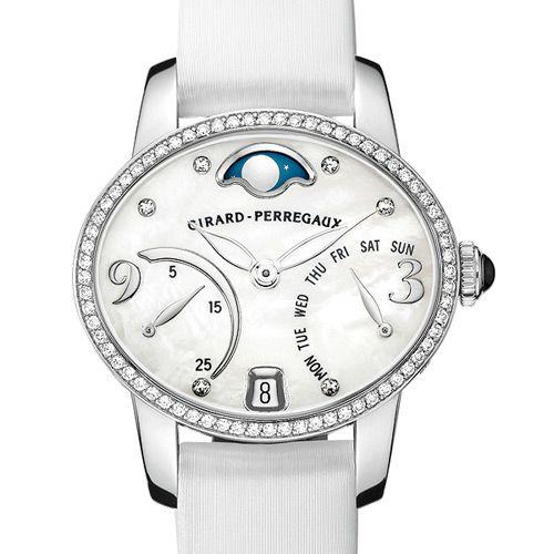 Часы Girard-Perregaux Cat's Eye 80485.D53.A761.KK7A, фото