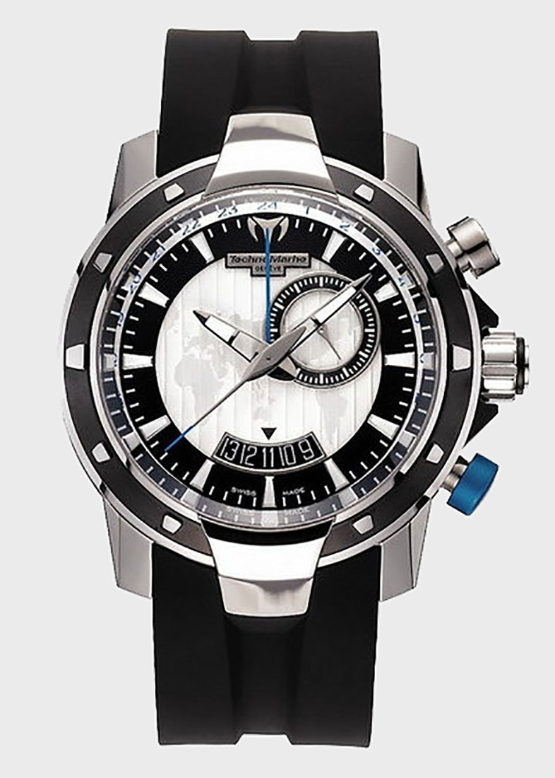 Часы TechnoMarine UF6 GMT 609026