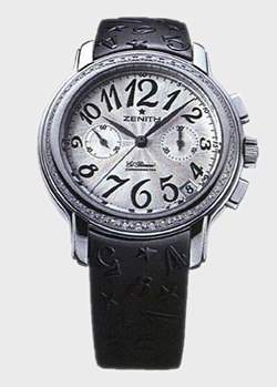 Часы Zenith El Primero Chronomaster Star Classic Diamonds 16.1230.4002-01.r527, фото