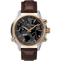 Часы Timex Travel IQ World Time Tx2n942, фото