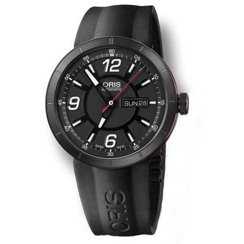 Часы Oris TT-1 Day Date  Motor Sport 735.7651.47.64 RS, фото