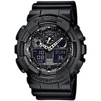 Часы Casio G-Shock GA-100-1A1ER, фото
