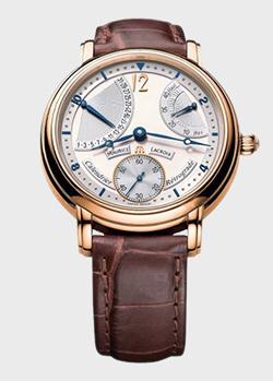 Часы Maurice Lacroix Retrograde calender Masterpiece MP7068-PG101-190, фото