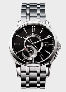 Часы Maurice Lacroix Pontos Reserve de Marche PT6168-SS002-330, фото