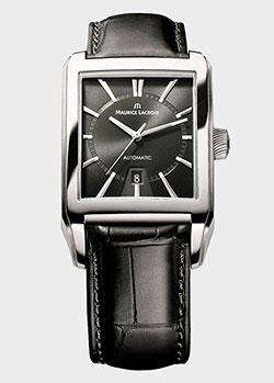 Часы Maurice Lacroix Pontos Rectangulaire Ladies PT6247-SS001-330, фото