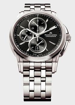 Часы Maurice Lacroix Pontos Chronographe Valgranges PT7538-SS002-330, фото