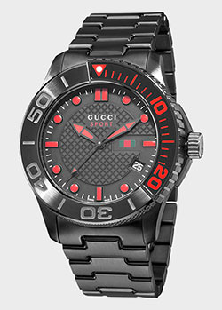 Часы Gucci G-Timeless YA126230, фото