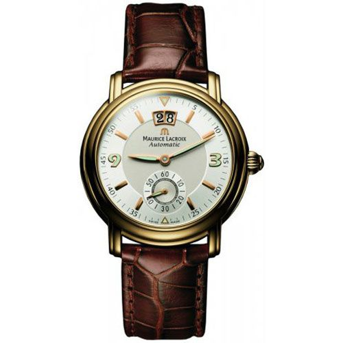 Часы Maurice Lacroix Grande Guichet Masterpiece MP6418-PG101-920, фото