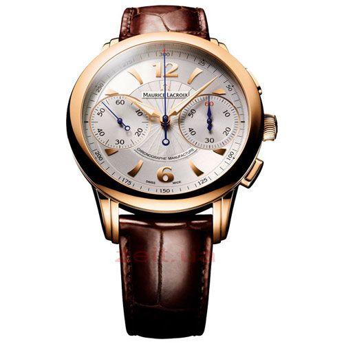 Часы Maurice Lacroix Masterpiece Le Chronographe MP7008-PG101-120, фото