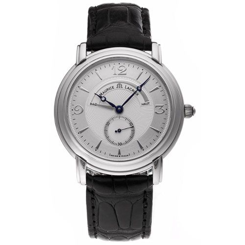 Часы Maurice Lacroix Masterpiece Power Reserve MP7098-SS001-120, фото