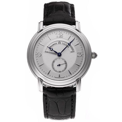 Часы Maurice Lacroix Masterpiece Power Reserve MP7098-SS001-120, фото