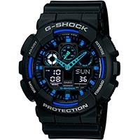 Часы Casio G-Shock GA-100-1A2ER, фото