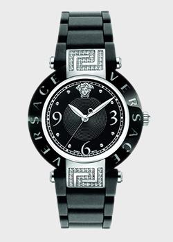 Часы Versace Reve Ceramic Vr92qcs91d008s009 с бриллиантами, фото