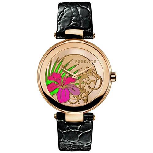 Часы Versace Mystique Flora Hibiscus Vri9q80d2hi s009, фото