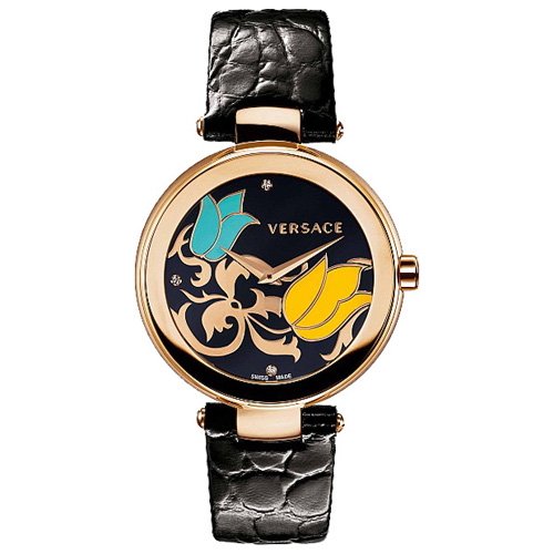 Часы Versace Mystique Flora Vri9q80sd9tu s009, фото