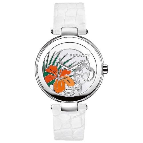 Часы Versace Mystique Flora Hibiscus Vri9q99d1hi s001, фото