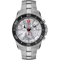 Часы Swiss-Military Hanowa Marine Officer Chronograph 06-5148.04.001, фото