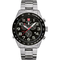Часы Swiss-Military Hanowa Night Rider II 06-5150.04.007, фото