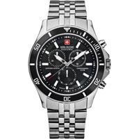 Часы Swiss-Military Hanowa Flagship Chronograph 06-5183.04.007, фото