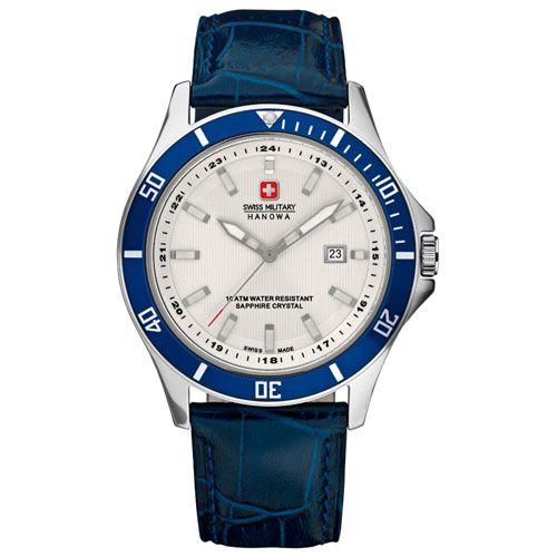Часы Swiss-Military Hanowa Flagship 06-4161.7.04.001.03, фото