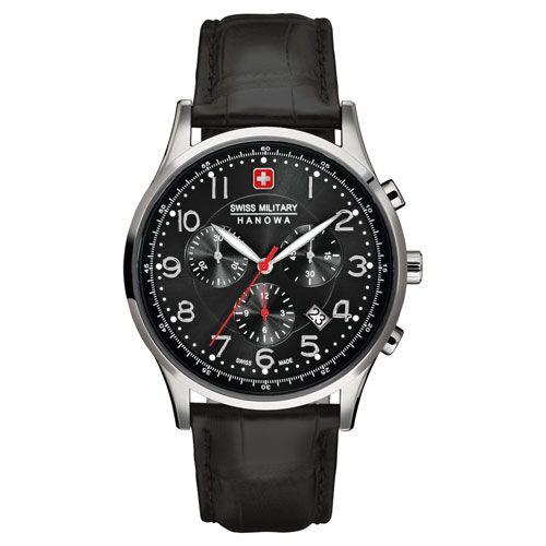 Часы Swiss-Military Hanowa Patriot 06-4187.04.007, фото
