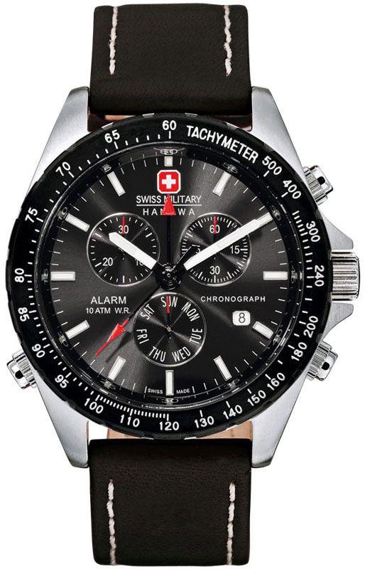 Часы Swiss-Military Hanowa Navigator 06-4007.04.007