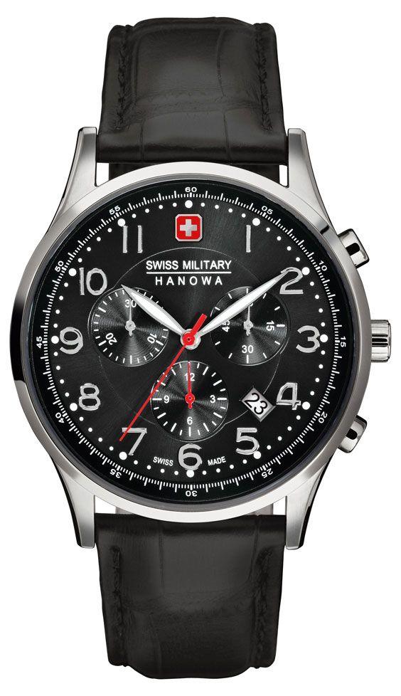 Часы Swiss-Military Hanowa Patriot 06-4187.04.007